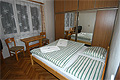 Double room with shared bathroom - two rooms share one bathroom, toilet and kitchen